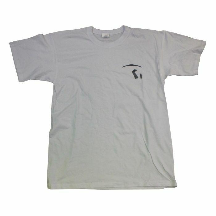 CBS - CBS Series One T Shirt (white with black print, medium)