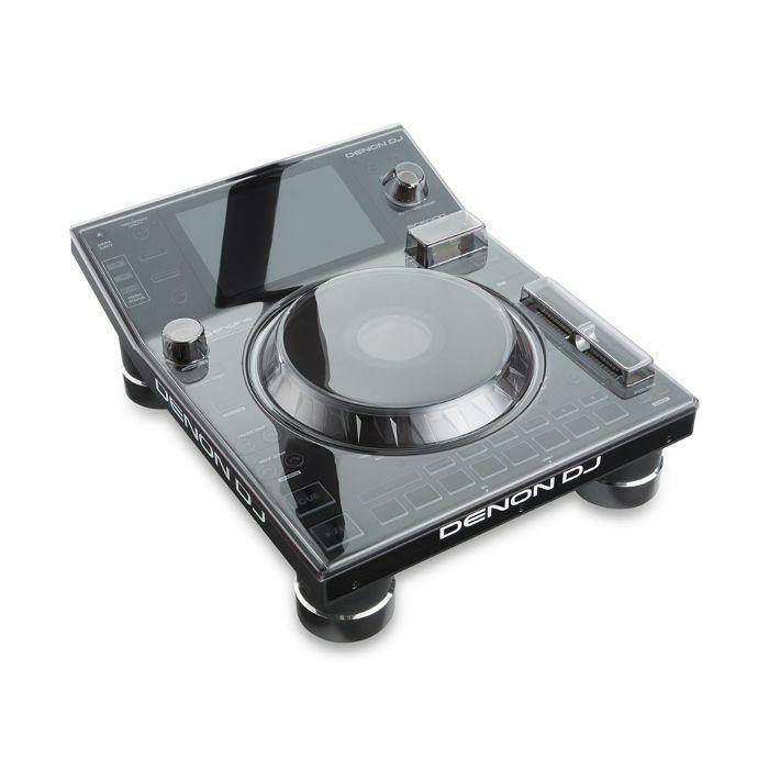 DECKSAVER - Decksaver Denon SC5000 Prime Cover (smoked clear)