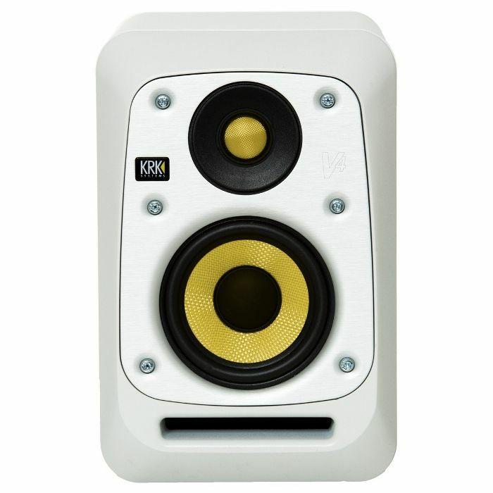 KRK - KRK V4S4 Active Studio Monitor (single, white noise)