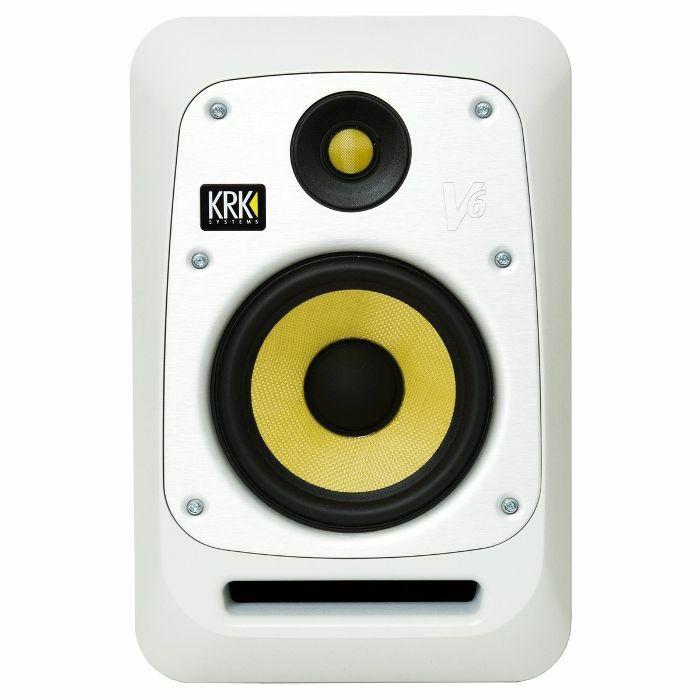 KRK - KRK V6S4 Active Studio Monitor (single, white noise)