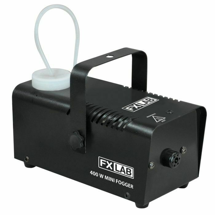 FX LAB - FX Lab 400W Mini Fog Machine