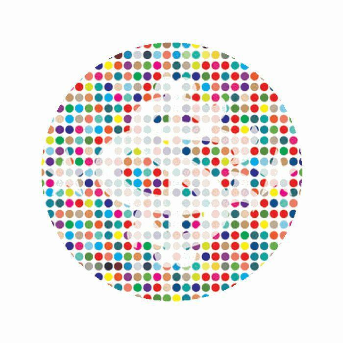 SICMATS - Sicmats Logo Dots Slipmats (pair)