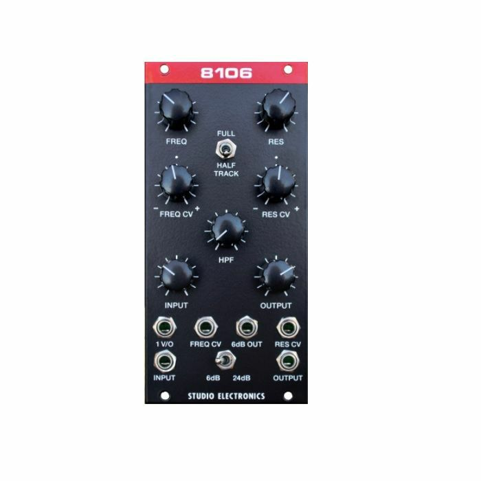STUDIO ELECTRONICS - Studio Electronics ModStar 8106 Filter Module