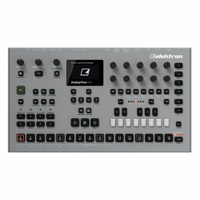 ELEKTRON - Elektron Analog Four MKII Synthesizer