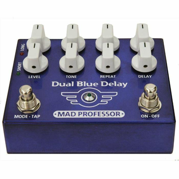 MAD PROFESSOR - Mad Professor Dual Blue Delay Pedal