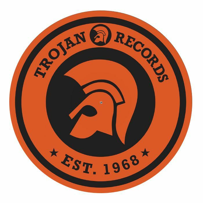 TROJAN RECORDS - Trojan Records Logo Slipmat (single)