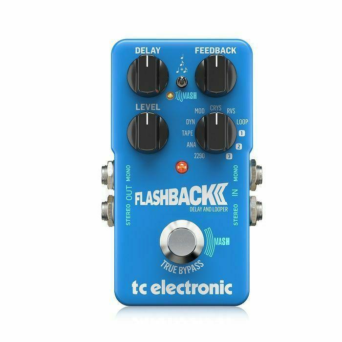TC ELECTRONIC - TC Electronic Flashback 2 Delay Pedal