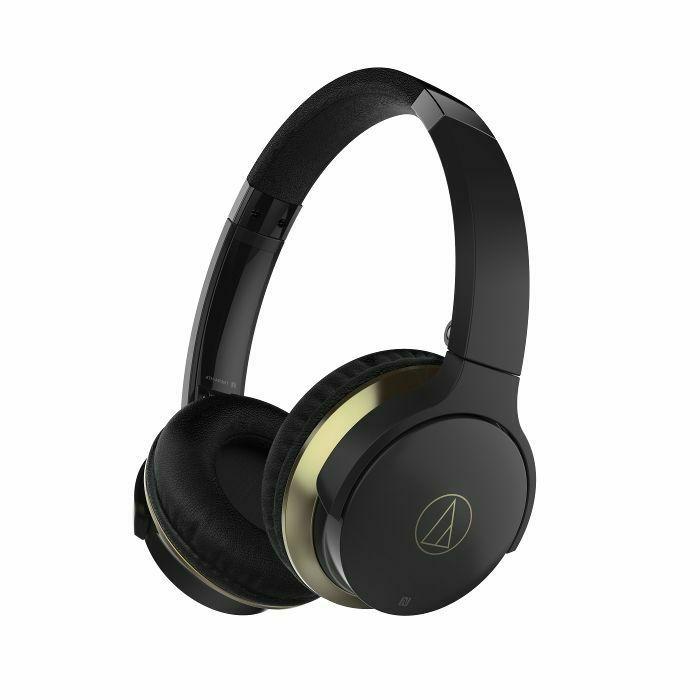 AUDIO TECHNICA - Audio Technica AR3BT Wireless On Ear Bluetooth Headphones (black)