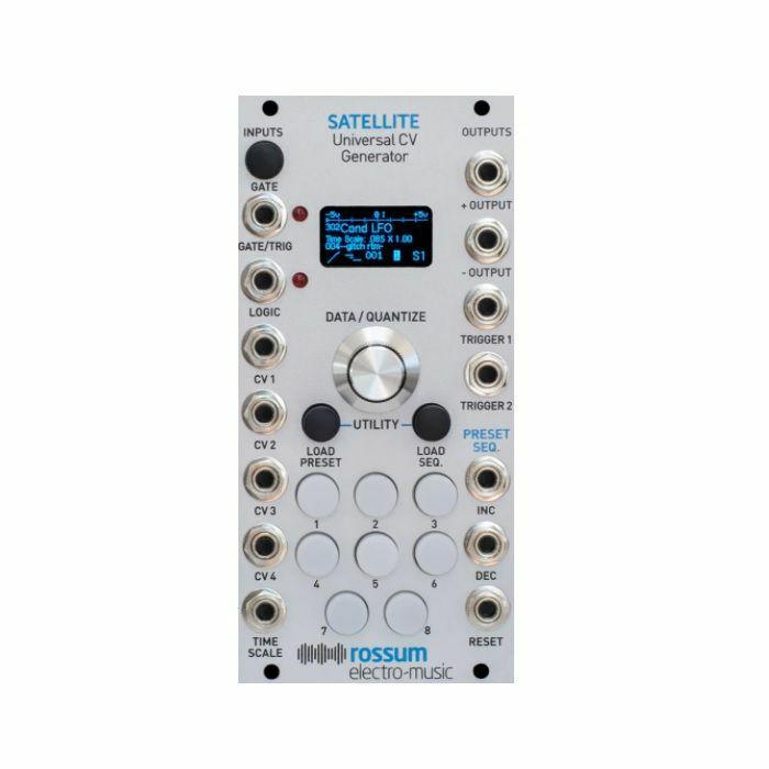 ROSSUM ELECTRO-MUSIC - Rossum Electro-Music Satellite Universal CV Generator Module