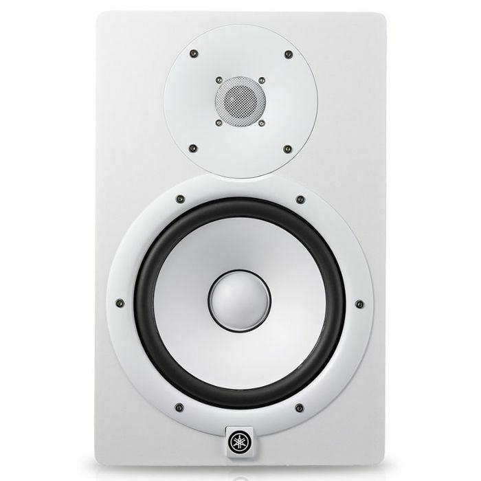 YAMAHA - Yamaha HS8I Powered Studio Monitor (white, single) (B-STOCK)