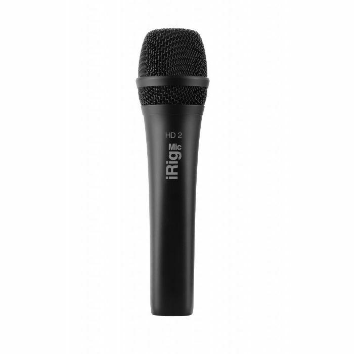 IK MULTIMEDIA - IK Multimedia iRig Mic HD 2 USB Microphone For iPhone iPad Mac & PC