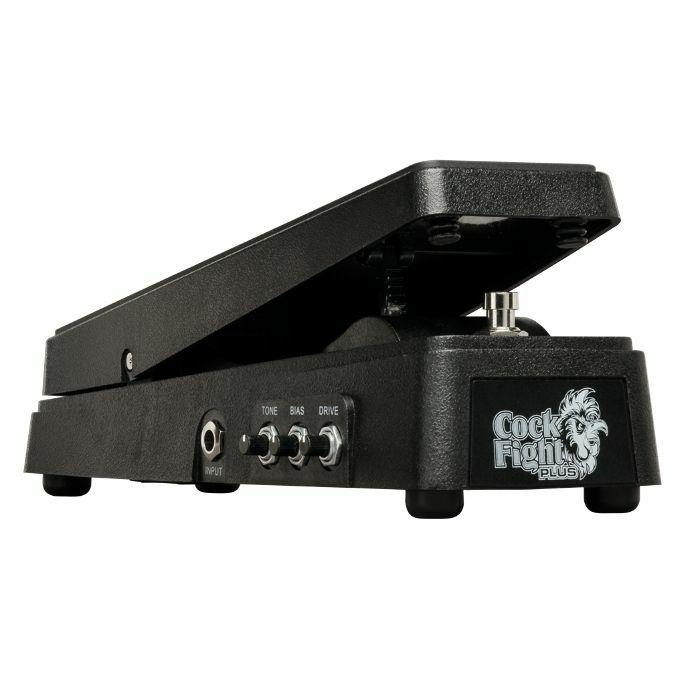 ELECTRO HARMONIX - Electro Harmonix Cock Fight Plus Talking Wah & Fuzz Pedal