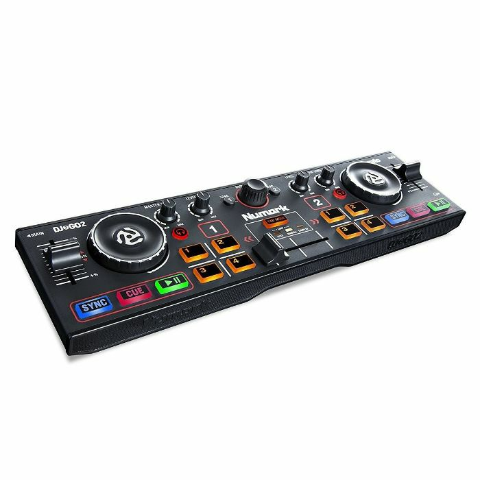 NUMARK DJ 2 GO DRIVER FOR WINDOWS MAC
