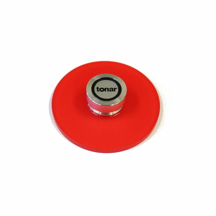 TONAR - Tonar Misty Record Clamp (red)