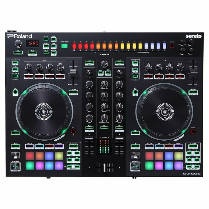 ROLAND - Roland DJ505 Serato DJ Controller