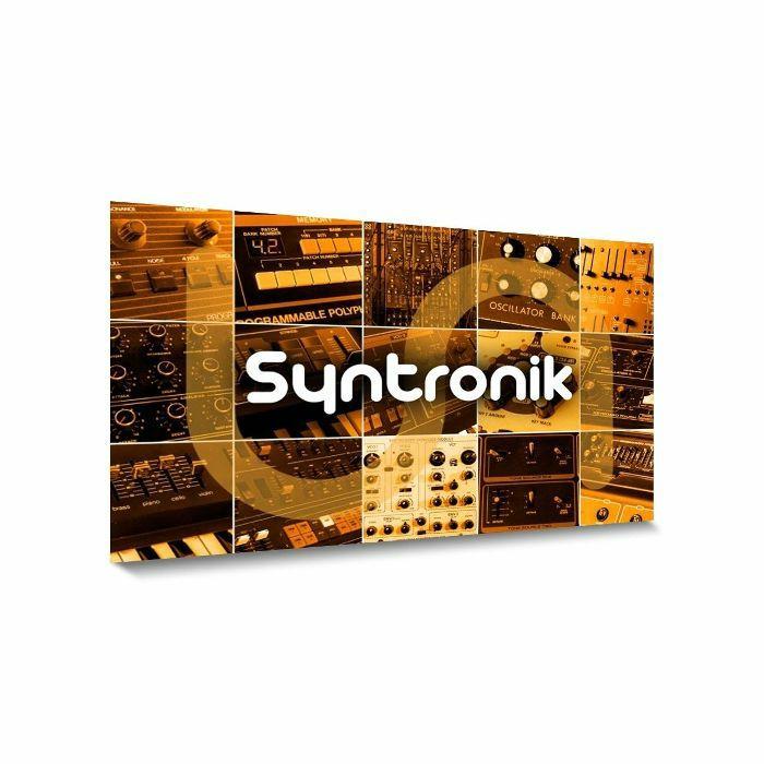 IK MULTIMEDIA - IK Multimedia Syntronik Virtual Synthesizer (USB stick)