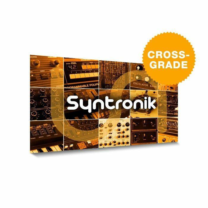 IK MULTIMEDIA - IK Multimedia Syntronik Virtual Synthesizer Crossgrade (USB stick)
