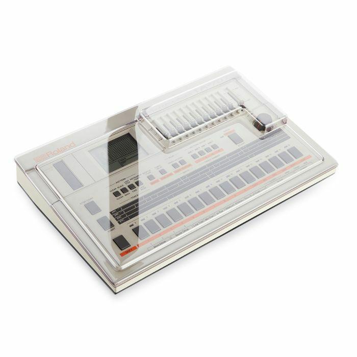 DECKSAVER - Decksaver Roland TR707 Cover