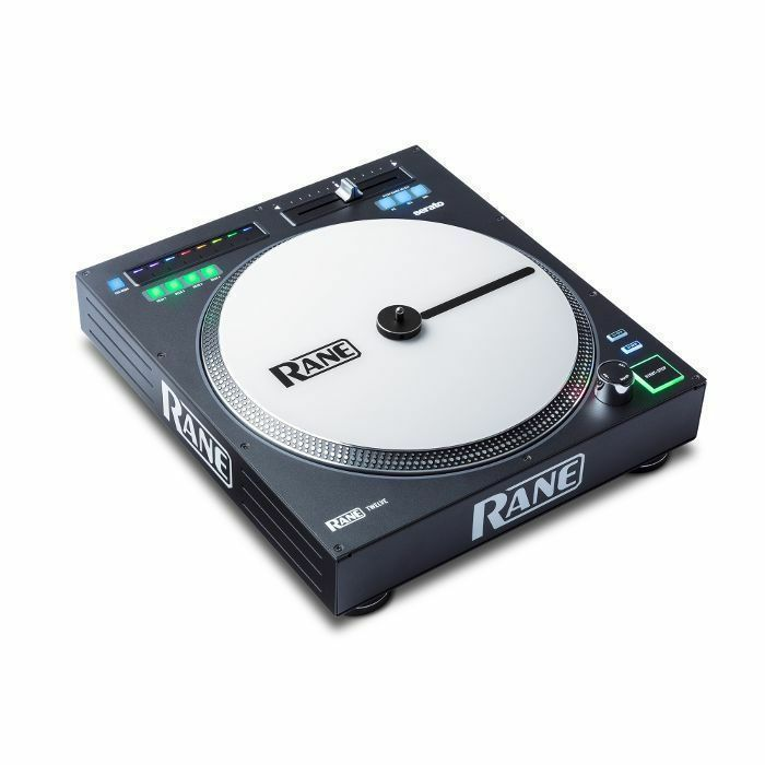 RANE - Rane Twelve Motorized DJ Turntable Controller System