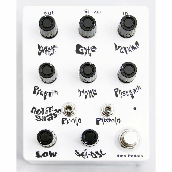 4MS - 4ms Mini Swash Full Pedal