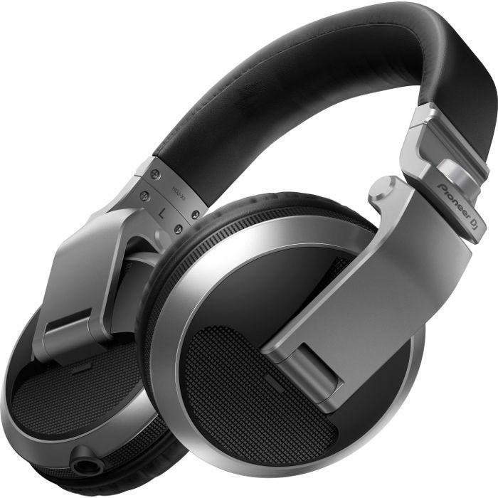 PIONEER - Pioneer HDJ X5 DJ Headphones (silver)