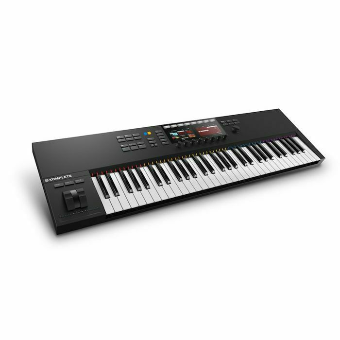 NATIVE INSTRUMENTS - Native Instruments Komplete Kontrol S61 MK2 Smart Keyboard Controller