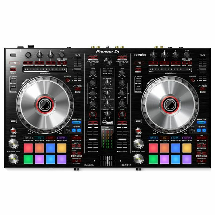 PIONEER - Pioneer DDJ-SR2 Serato DJ Controller