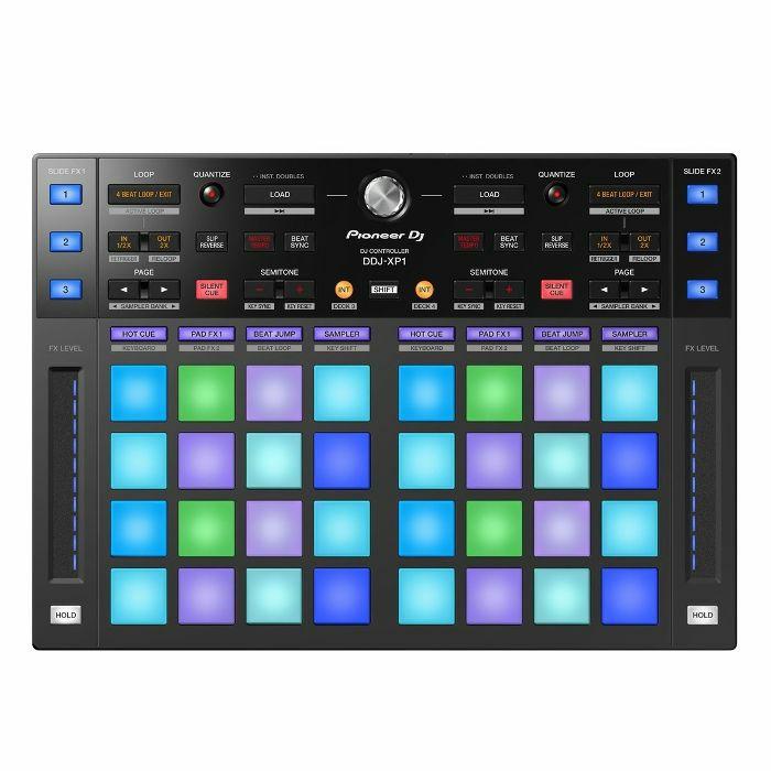 PIONEER - Pioneer DDJ XP1 Rekordbox DJ & Rekordbox DVS Controller (black)