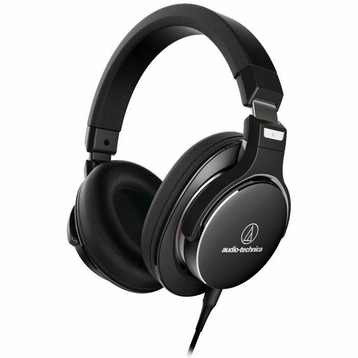 AUDIO TECHNICA - Audio Technica ATH MSR7NC High Resolution Active Noise Cancelling Over Ear Headphones (black) (B-STOCK)