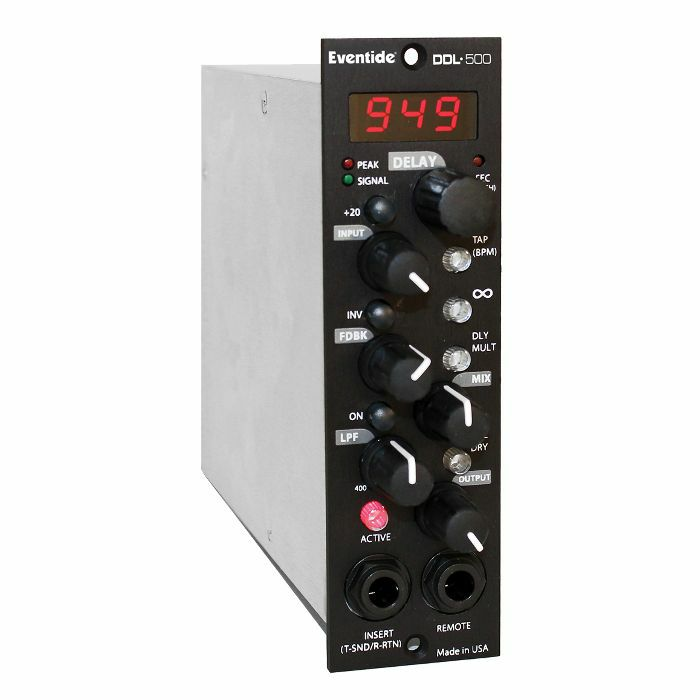 EVENTIDE - Eventide DDL500 Digital Delay Line Module