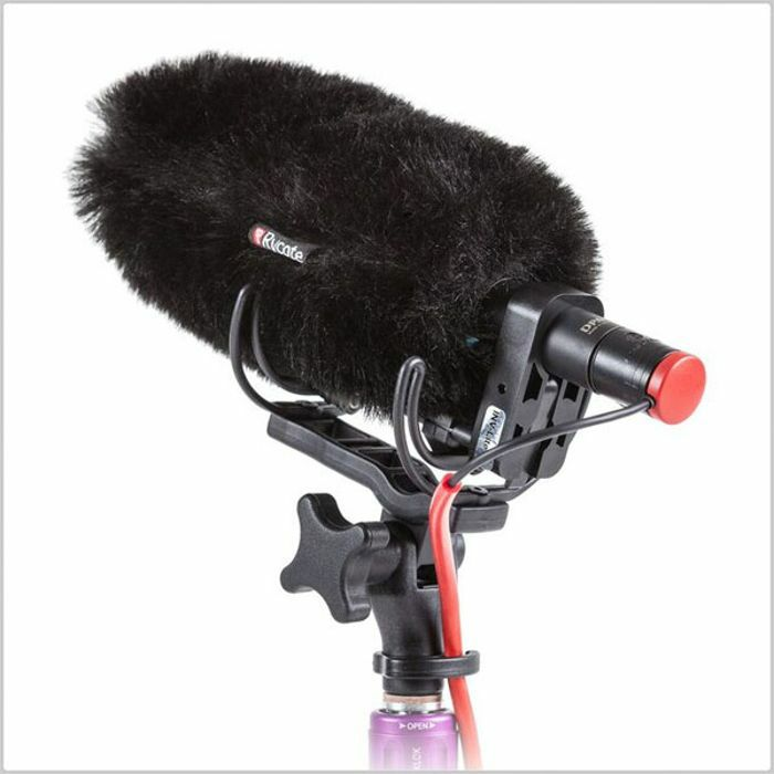 RYCOTE - Rycote Softie Lite 19 Slip On Microphone Windshield Kit