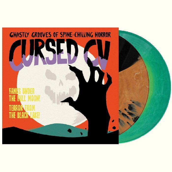 SERATO - Serato Cursed CV: Fangs Under The Full Moon! 12 Inch Control Vinyl (pair)