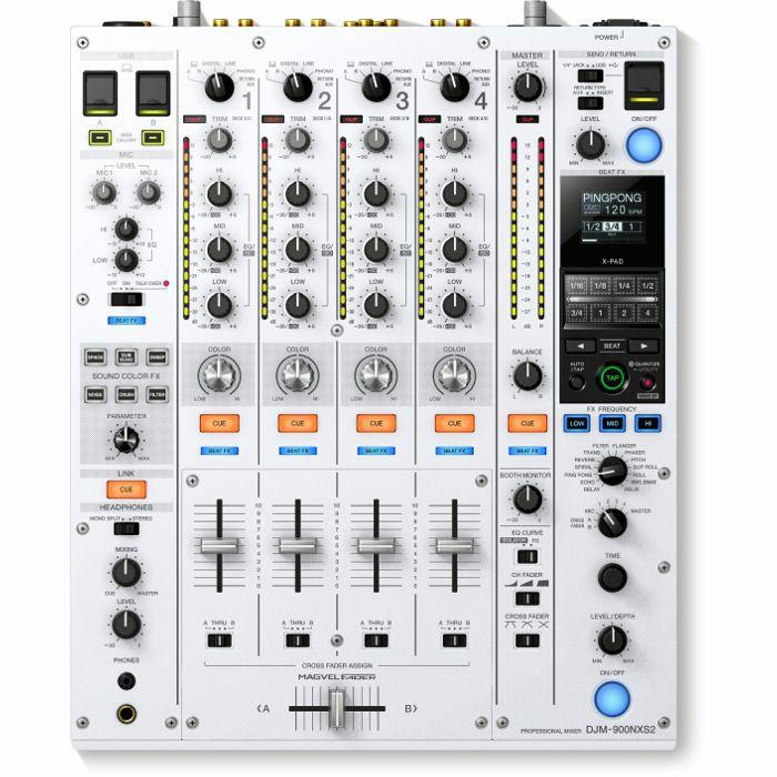 PIONEER - Pioneer DJM 900NXS2 Professional DJ Mixer (white)