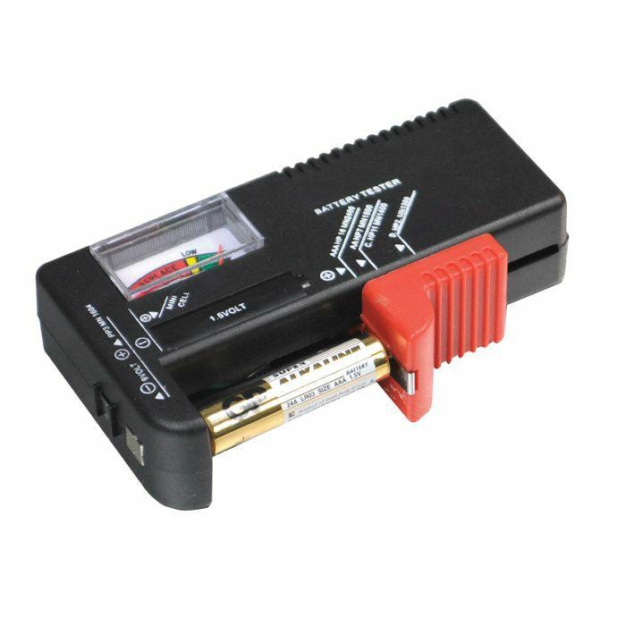 EAGLE - Eagle Universal Battery Tester