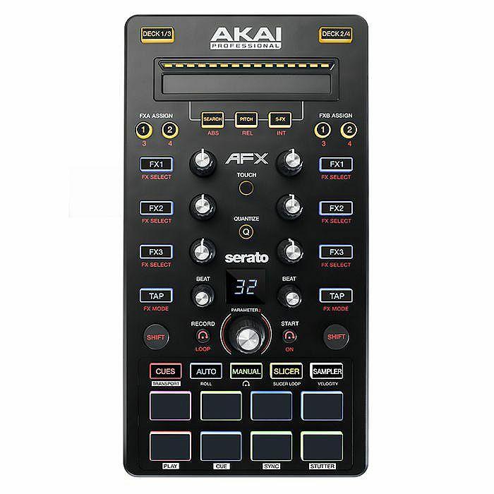 AKAI - Akai AFX DJ Controller (B-STOCK)