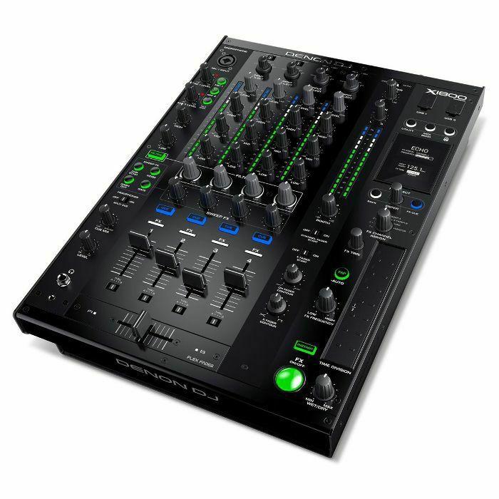 DENON - Denon X1800 Prime DJ Club Mixer (B-STOCK)