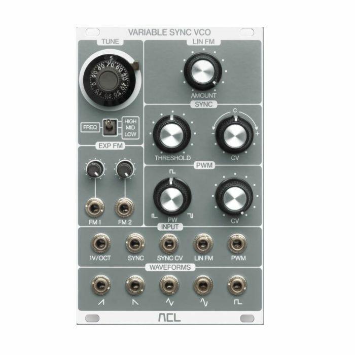 ACL - ACL Variable Sync VCO Oscillator Module