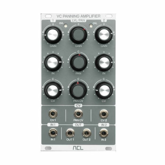 ACL - ACL VC Panning VCA Module