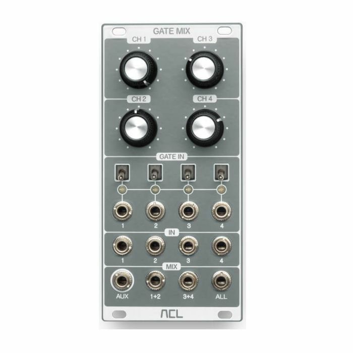 ACL - ACL Gated Channel Mixer Module