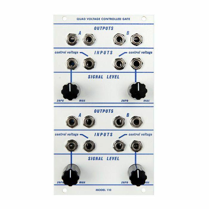 CATALYST AUDIO - Catalyst Audio Model 110 Quad Gate Module