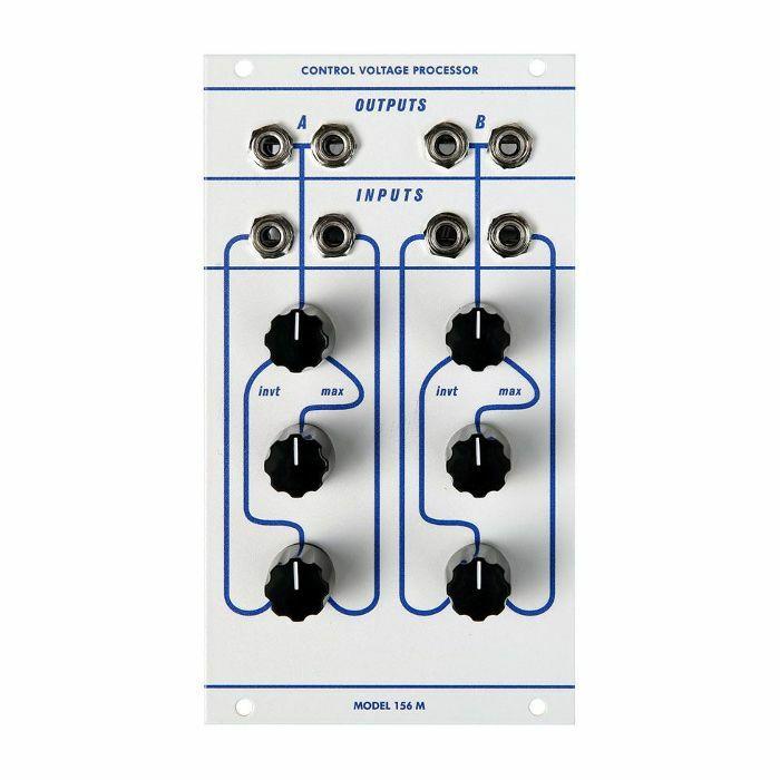 CATALYST AUDIO - Catalyst Audio Model 156M CV Processor Module