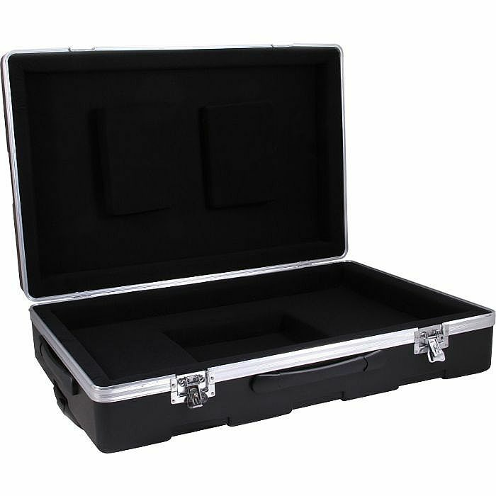 MOOG - Moog Moulded ATA Road Case For EW Pro Thermin With Handle, Wheels & Moog Logo (B-STOCK)