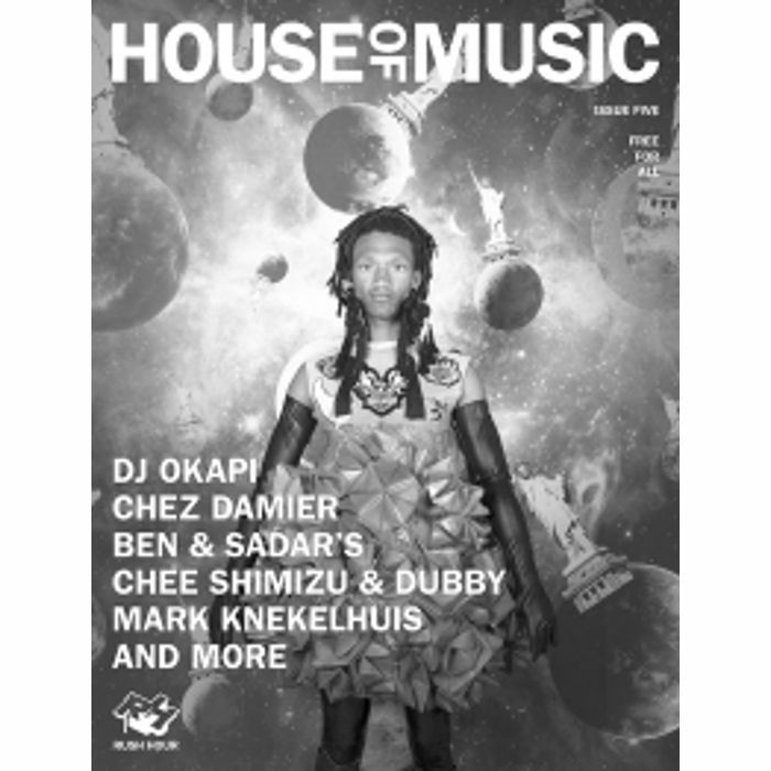 HOUSE OF MUSIC House Of Music Magazine: Issue 05 (free with any