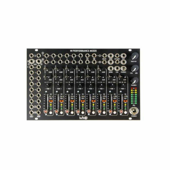 WMD - WMD Performance Mixer Module
