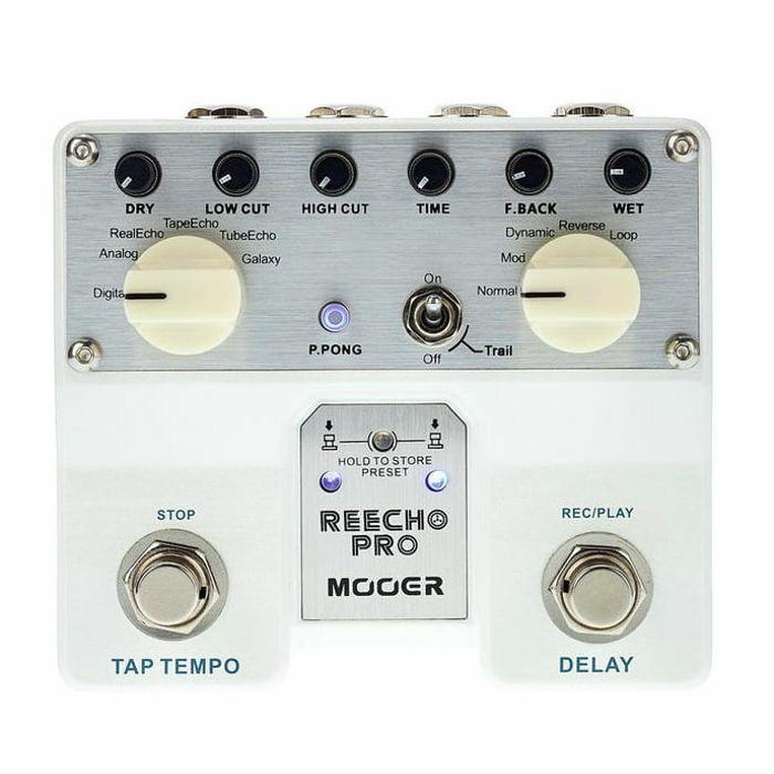 MOOER - Mooer Reecho Pro Digital Delay Twin Pedal