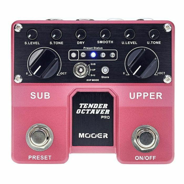 MOOER - Mooer Tender Octaver Pro Pedal