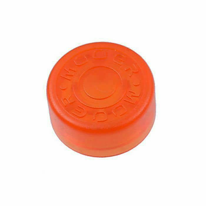 MOOER - Mooer Footswitch Topper (orange, pack of 5)