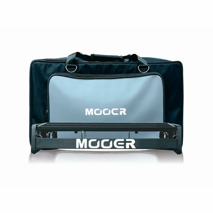 MOOER - Mooer TF Guitar Effects Pedalboard 16 Series With Soft Case