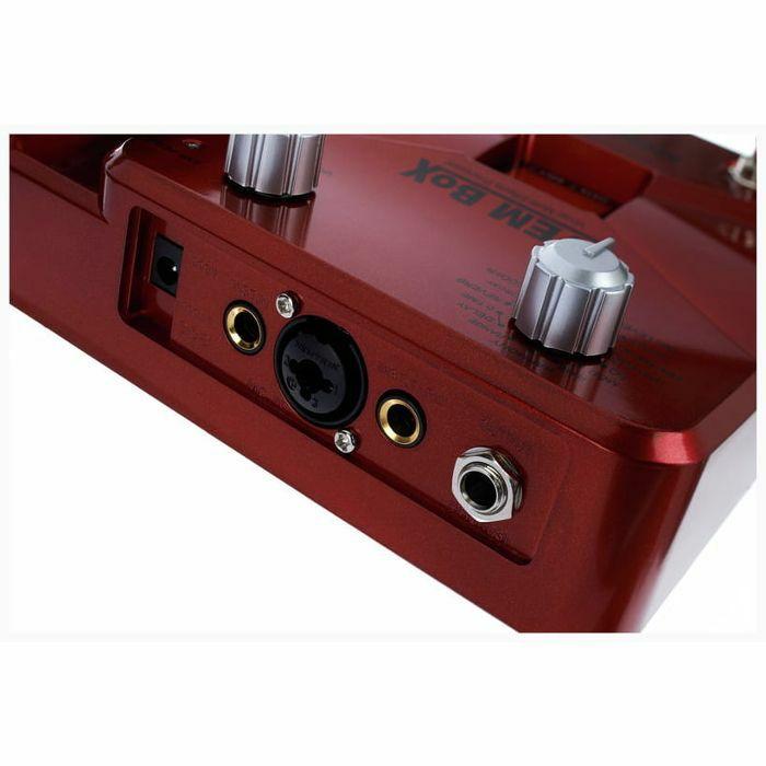 mooer vem box vocal multi effects processor pedal ebay. Black Bedroom Furniture Sets. Home Design Ideas