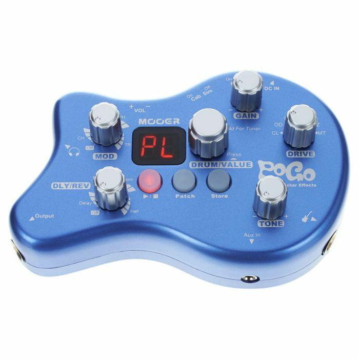 MOOER - Mooer Pogo Portable Guitar Effects Unit
